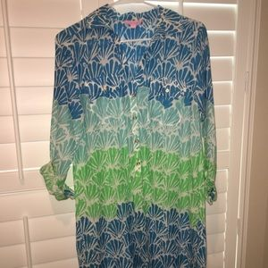 Lilly Pullitzer coverup